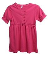 Girls Size M Pink Tunic Top - $4.99
