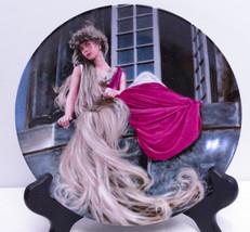 1982 Konigszelt Bavaria Brothers Grimm Collector's Plate, Rapunzel - $12.95