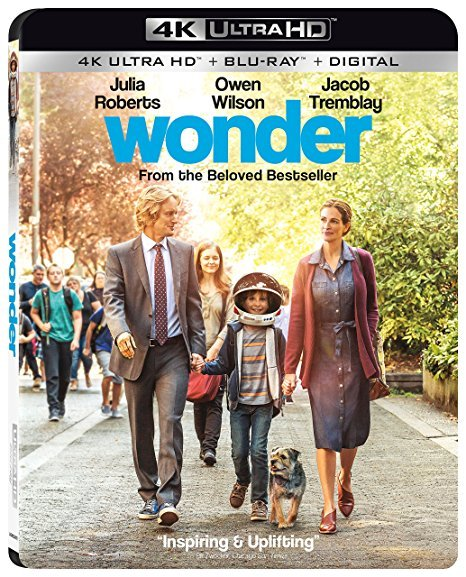 Wonder [4K Ultra HD + Blu-ray + Digital]