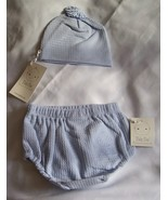 DIAPER COVERS  AND BONNETS BY BABY BOO 6 PIECES - $6.00