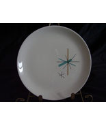 Eames Salem China North Star Salad Cake Plate MidCentury  - $20.00