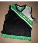 BOYS 7 - Nike - Micheal Jordan Jumpman 23 Black-Green-White BASKETBALL J... - $7.66
