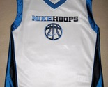 Nike hoops   white electric blue black basketball sports jersey  1  thumb155 crop