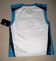 BOYS 6 - Nike Hoops - White-Electric Blue-Black BASKETBALL SPORTS JERSEY image 12