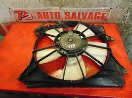 10 09 08 Honda Accord oem 3.5 v6 drivers side left radiator cooling fan ... - $29.69
