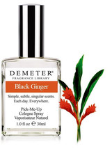 Black Ginger by Demeter Cologne 1 oz  Spray - $15.79