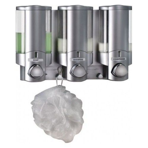 Bathroom Soap Dispenser Liquid Shower Shampoo Conditioner