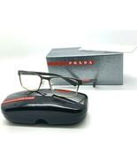 Prada Sport PS 50G 10U 101 MATTE GOLD/TORTOISE 53-17-140MM Eyeglasses It... - $106.67