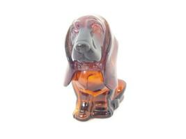 Avon Dog Perfume Cologne Bottle Decanter Vintage Figurine Baby Basset Hound - $18.66