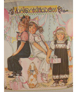 UNCUT FF Simplicity 9221or 9218  Daisy Kingdom  Pattern Overalls & Blous... - $5.04
