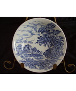 Wedgwood Countryside Blue Berry Dessert Bowl Di... - $6.00