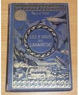 RARE 1931 PAUL D' IVOI LES CINQ 5 SOUS DE LAVAR... - $339.74