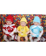 Three Ashton Drake's Collectible M & M's Melt i... - $49.95