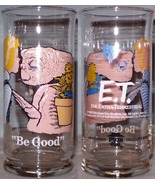 Pizza Hut Glass E.T. The Extra-Terrestrial Be Good - $4.80