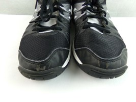 Women's Black White Asics Sneakers Athletic Shoes Size 9 - $14.84