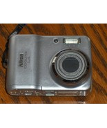 Nikon Coolpix L4 Digital Camera 9mm 3X Optical Zoom N150 - $10.20