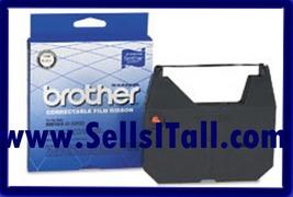 Brand NEW Genuine Brother 7020 Black Correctable Film Ribbon - $7.95