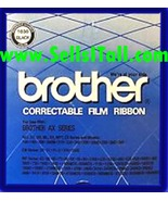 Brand NEW Genuine Brother 1030 Black Correctable Film Ribbon - $7.95