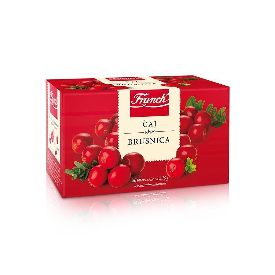 Franck Tea, Croatia, 29 Flavors to Choose From - Tea