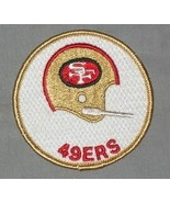 San Francisco 49ers Embroidered Patch - $3.95