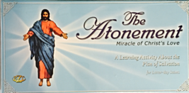 The Atonement: Miracle of Christ's Love [Brand New] Board Game  - $165.00
