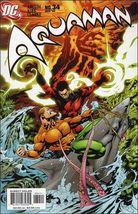 DC AQUAMAN (2003 Series) #34 NM - $1.59