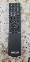 Oem Sony RMT-D141A Dvd Remote Control r1 - $6.61