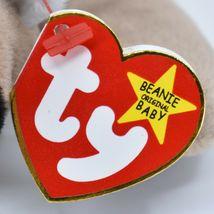 1995 Ty Beanie Baby Ringo the Raccoon Retired Beanbag Plush Toy Doll image 6