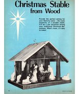 Crafts 'n Things Vintage Magazine Oct. 1977 Christmas Stable, Weaving, T... - $5.50