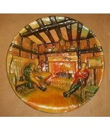 "RARE LTD. ED. W.H. BOSSONS ""AN OLD ENGLISH INN"" ENGLAND - $347.99"
