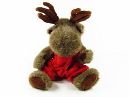 "Boyds Bears ""Edwina"" #9144  - 14"" Plush Moose-  NWT- 1994 - $29.99"