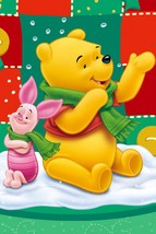 Pooh And Pig Let Cross Stitch Pattern***L@@K***~~ I Send WORLD-WIDE ~~Free - $4.95