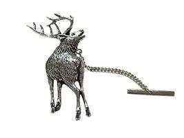 Stag Deer Tie Tack [Jewelry] - $29.69