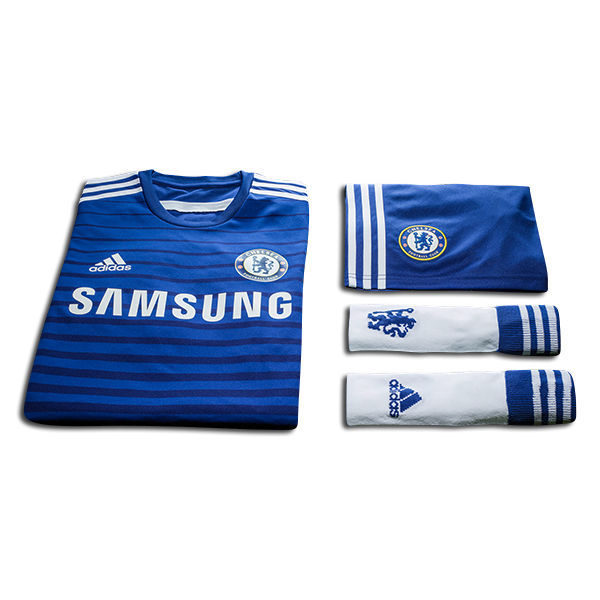 7d4f3ff54 Adidas Chelsea Fc Authentic Home Adizero Kit and 50 similar items. 57