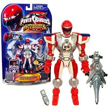 Power Rangers Bandai Year 2007 Operation Overdrive Series 6 Inch Tall Ac... - $34.99