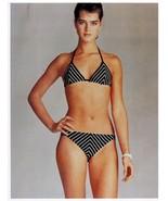 Brooke Shields BS 32C 1985 Vintage 11X14 Color Movie Memorabilia Photo - $13.95