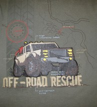 BOYS 7 - Jumping Beans - Off-Road Rescue Layered Look SHIRT image 5