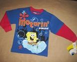 Nickelodeon   motorin  spongebob squarepants long sleeved shirt1 thumb155 crop