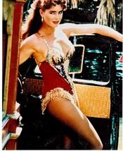 Brooke Shields MM41 Vintage 8X10 Color Movie Memorabilia Photo - $5.99