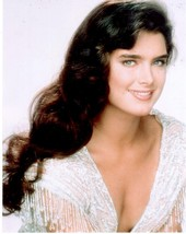 Brooke Shields MM69 Vintage 8X10 Color Movie Memorabilia Photo - $4.99