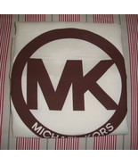 "Michael Kors Satin Dust Bag Cover (For Handbags) EXTRA LARGE 22"" x 22"" NEW - $24.99"