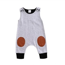 2017 Pudcoco Top Baby Kids Boy Girl Fashion Rompers Summer Infant Romper... - $9.99