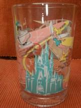 Disney's Celebrates 100 Year Pinocchio Glass By Mc Donald's 2002 - $3.99