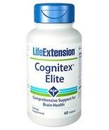 NEW! Life Extension Cognitex Elite (brain shield) anti aging memory - $92.00