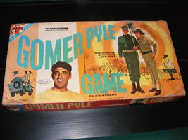 1964 Gomer Pyle Game - $100.00