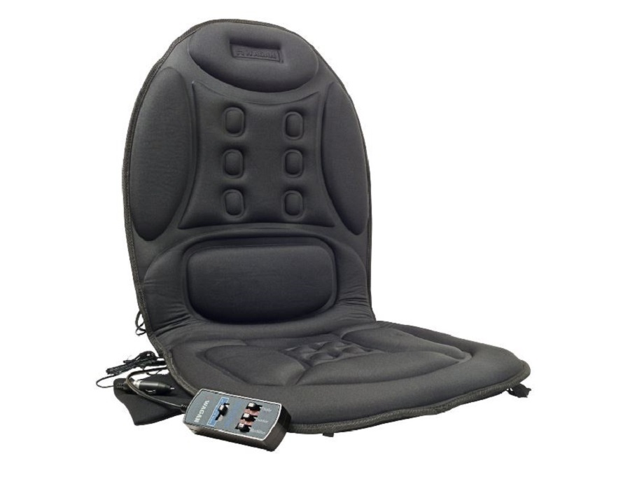 Heated seat massage cushion all