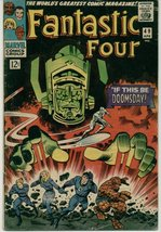Fantastic Four (1961) # 49 VG Very Good Condition Marvel Com - $218.00