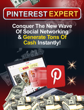Pinterest Expert - Cash Generating Course MP4 Videos & Ebook - $4.00