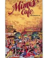 Mimi's Cafe Menu Breakfast Lunch & Dinner New Orleans Food & Wine Art De... - $37.62