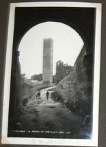 WWII Antique Postcard Album Europe Italy Salerno Merano Paestum Belgium France  image 5
